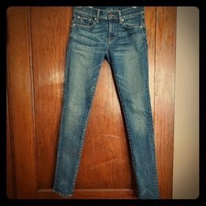 Ralph Lauren Polo. Skinny Jeans Size 27